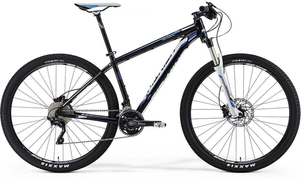 Велосипед горный Merida Big.Nine 900 2014, цвет: серый, рама 17, колесо 29111848