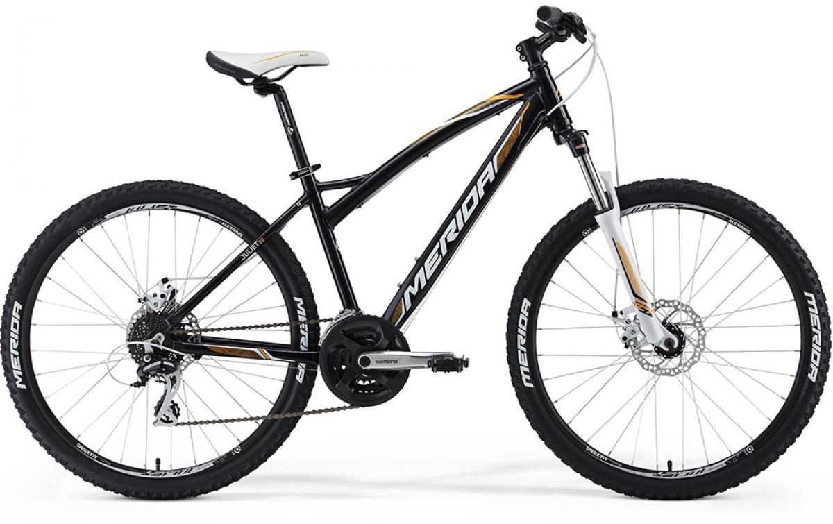 Велосипед женский Merida Juliet 20-MD 2014, цвет: белый, рама 18, колесо 26111862