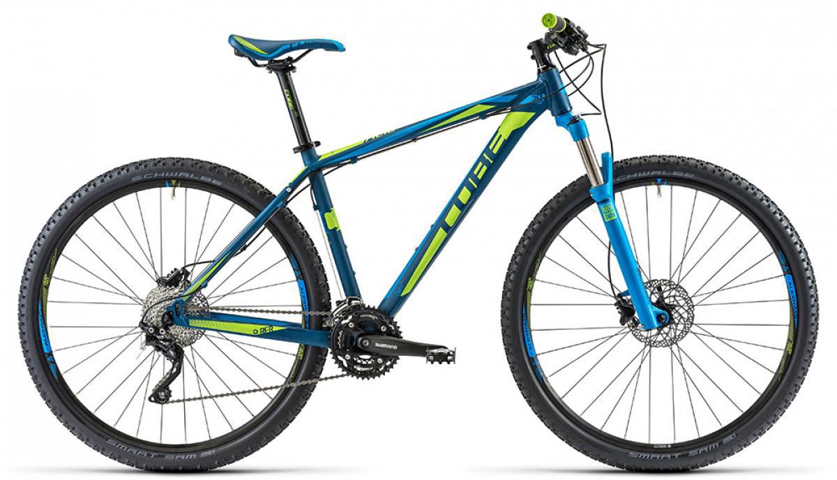 Велосипед горный Cube Acid 2014, цвет: серый, рама 17, колесо 29112485
