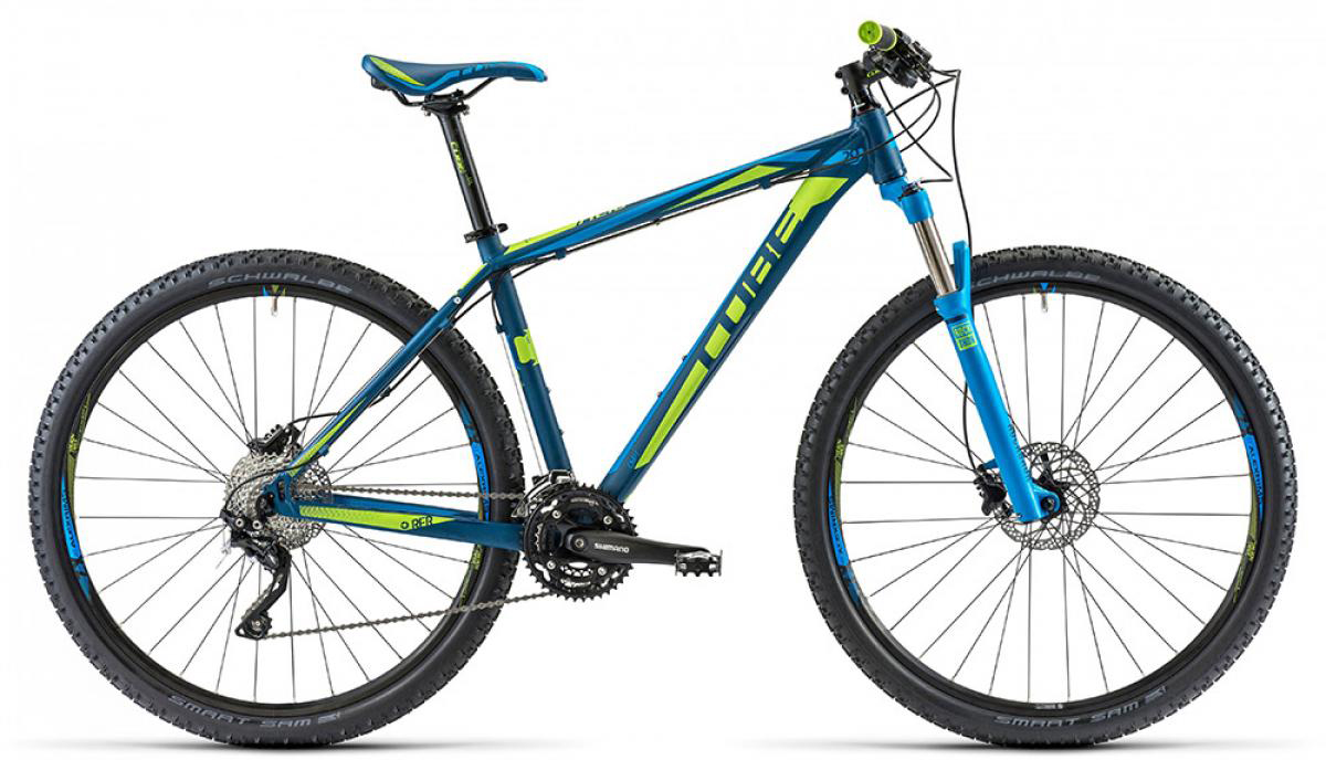 Велосипед горный Cube Acid 2014, цвет: серый, рама 19, колесо 29112486