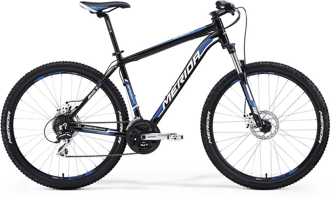 Велосипед горный Merida Big.Seven 20MD 2014, цвет: белый, рама 17, колесо 27,5113463