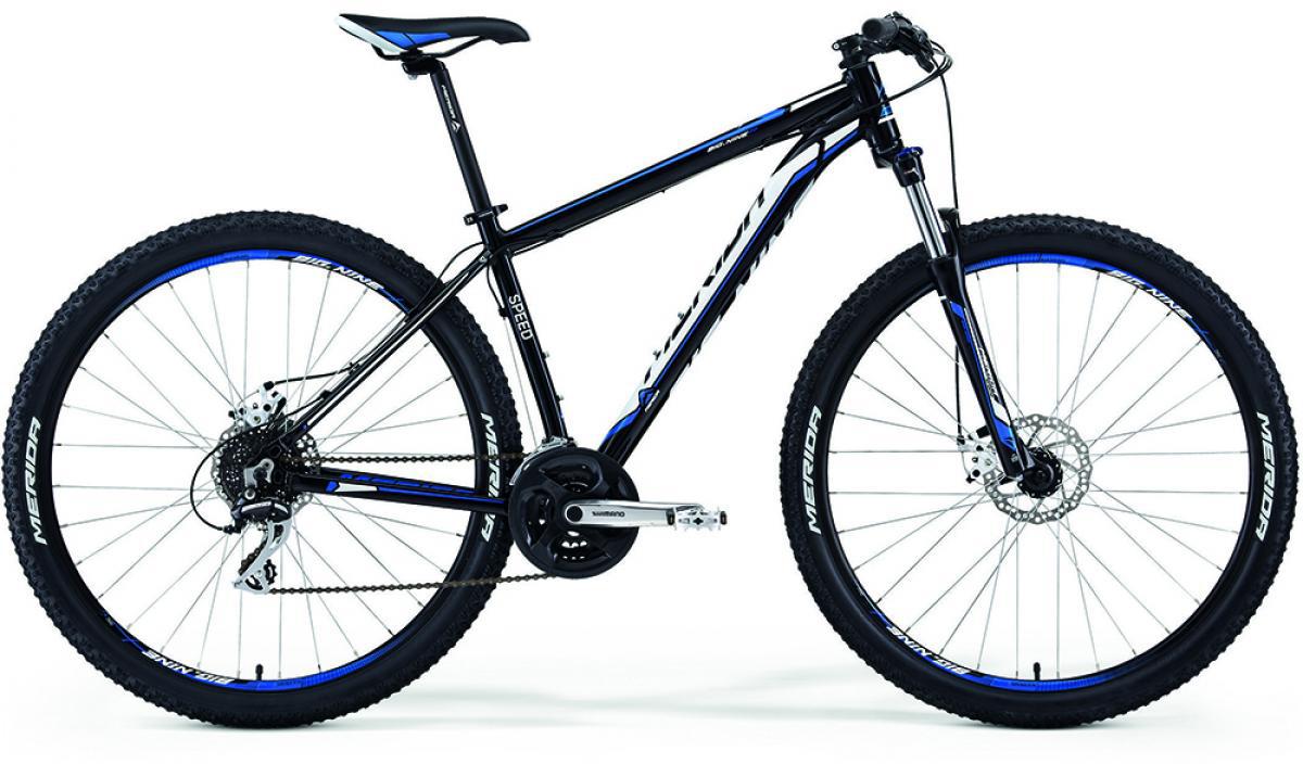 Велосипед горный Merida Big.Nine 20-MD 2014, цвет: белый, рама 17, колесо 29113510