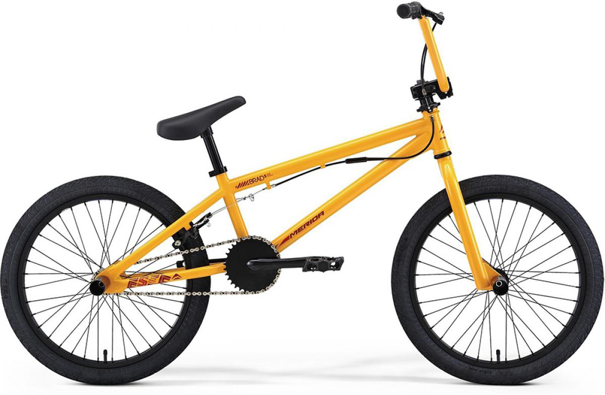 Велосипед BMX Merida Brad 5 2014, цвет: оранжевый, колесо 20124322