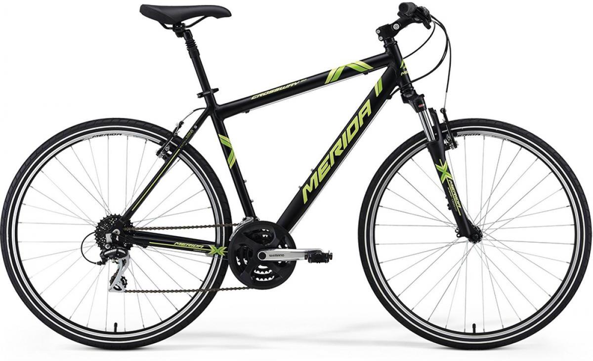 Велосипед городской Merida Crossway 20-V 2014, цвет: белый, рама 17,5, колесо 28124331