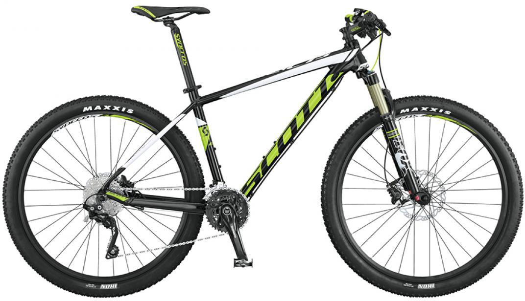 Велосипед горный Scott Scale 750 2015, цвет: черный, рама 18, колесо 27,5250906