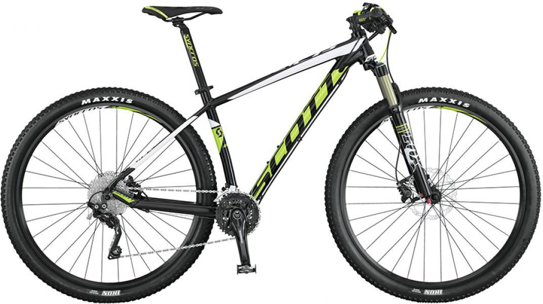 Велосипед горный Scott Scale 950 2015, цвет: черный, рама 18, колесо 29250911