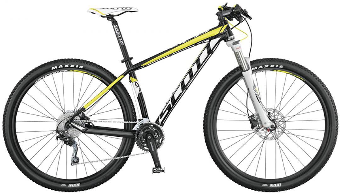 Велосипед горный Scott Scale 970 2015, цвет: белый, рама 18, колесо 29250918