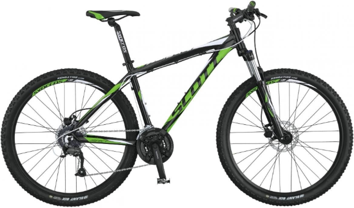 Велосипед горный Scott Aspect 750 2015, цвет: черный, рама 18, колесо 27,5250931