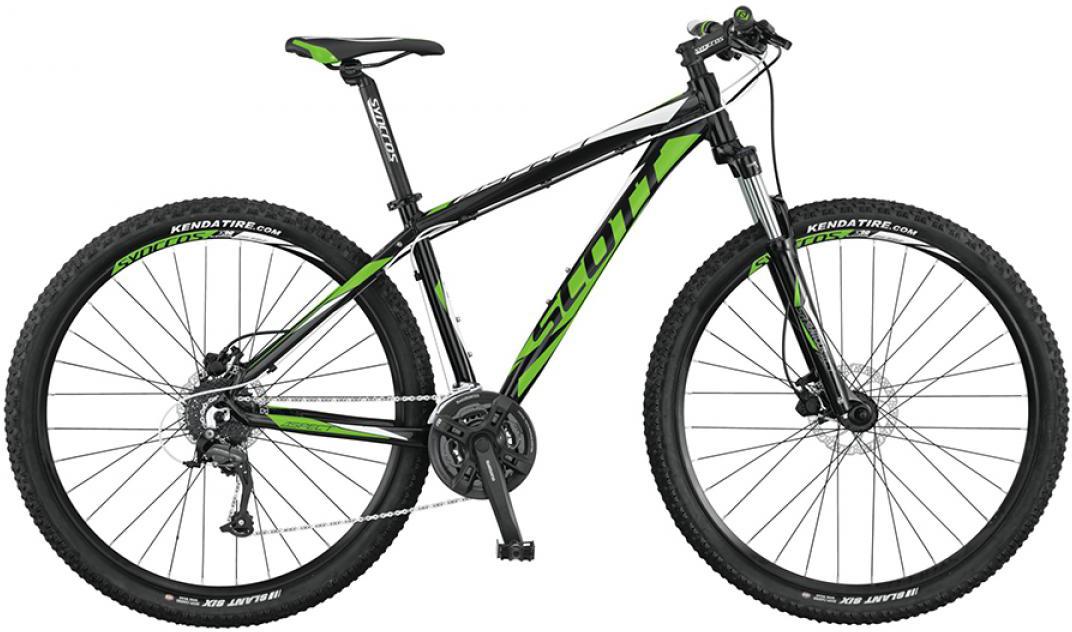 Велосипед горный Scott Aspect 950 2015, цвет: черный, рама 22, колесо 29250944