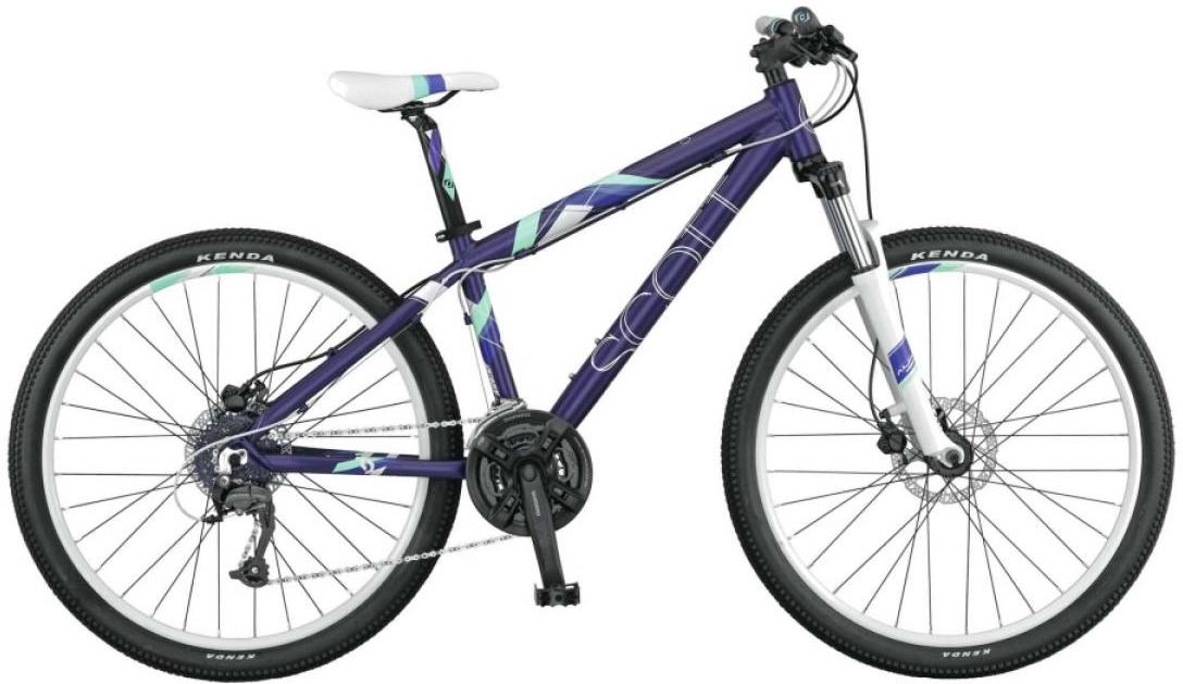 Велосипед женский Scott Contessa 620 2015, цвет: синий, рама 16, колесо 26250955