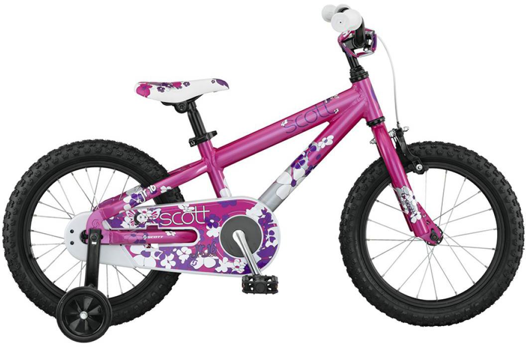 Велосипед детский Scott Contessa Junior 2015, цвет: розовый, рама , колесо 16250963