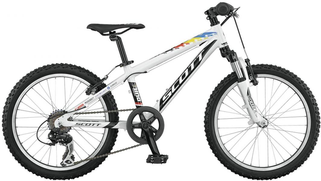 Велосипед детский Scott Scale JR 2015, цвет: черный, рама , колесо 20250972