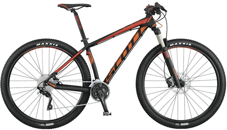 Велосипед горный Scott Scale 960 2015, цвет: оранжевый, рама 18, колесо 29252120