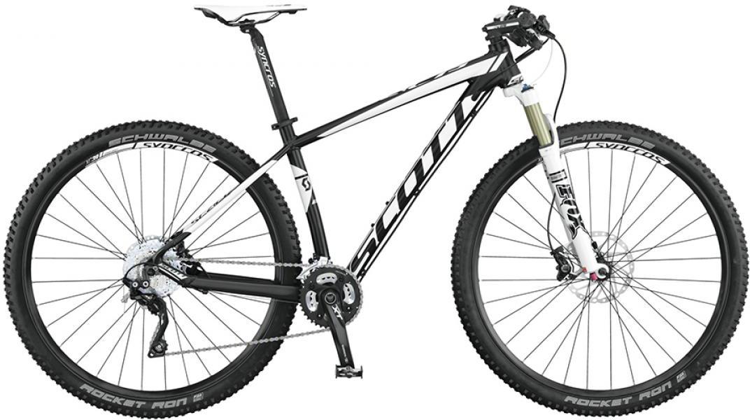 Велосипед горный Scott Scale 940 2015, цвет: черный, рама 18, колесо 29253231