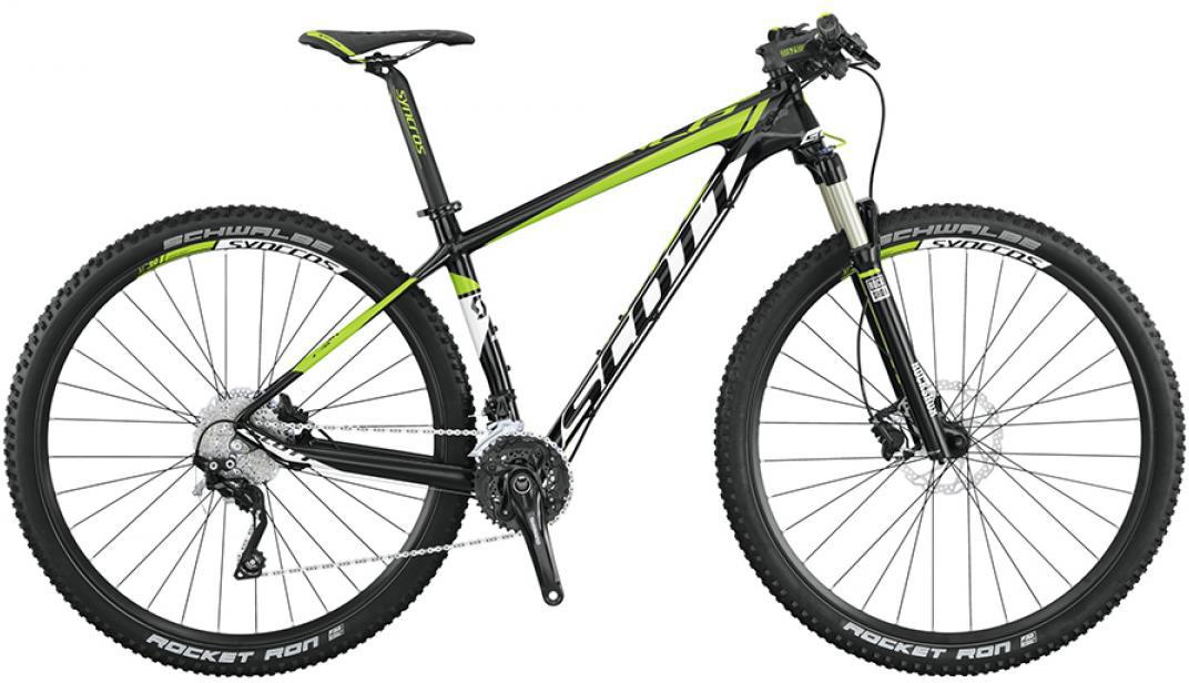 Велосипед горный Scott Scale 935 2015, цвет: черный, рама 20, колесо 29253236