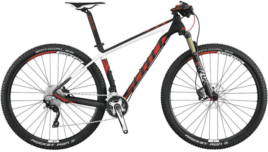 Велосипед горный Scott Scale 930 2015, цвет: черный, рама 18, колесо 29253239