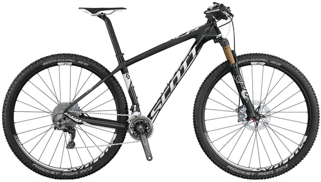 Велосипед горный Scott Scale 900 Premium 2015, цвет: черный, рама 18, колесо 29253251