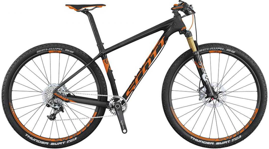 Велосипед горный Scott Scale 900 SL 2015, цвет: черный, рама 16, колесо 29253254