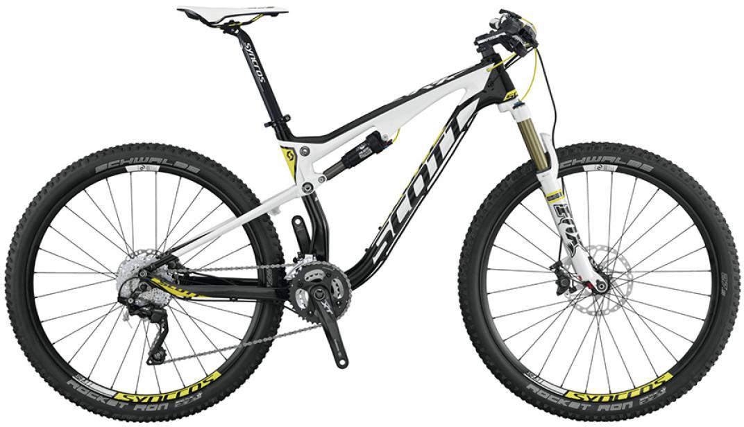 Велосипед горный Scott Spark 720 2015, двухподвесный, цвет: черный, рама 20, колесо 27,5253295