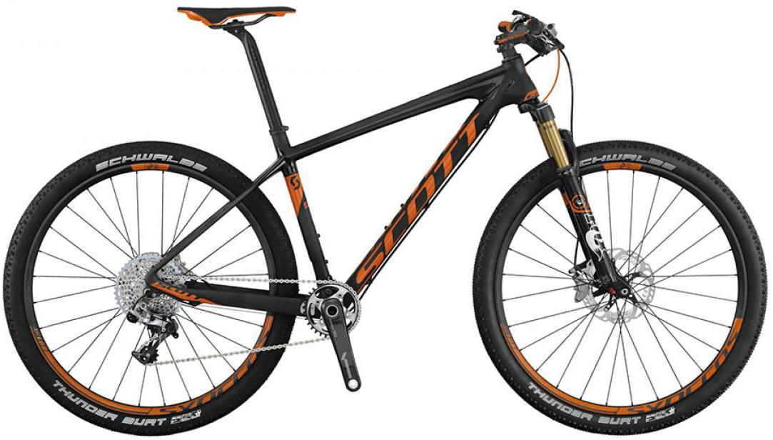 Велосипед горный Scott Scale 700 SL 2015, цвет: черный, рама 22, колесо 27,5253322