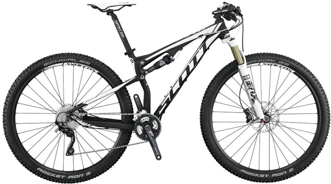 Велосипед горный Scott Spark 940 2015, двухподвесный, цвет: черный, рама 20, колесо 29253330