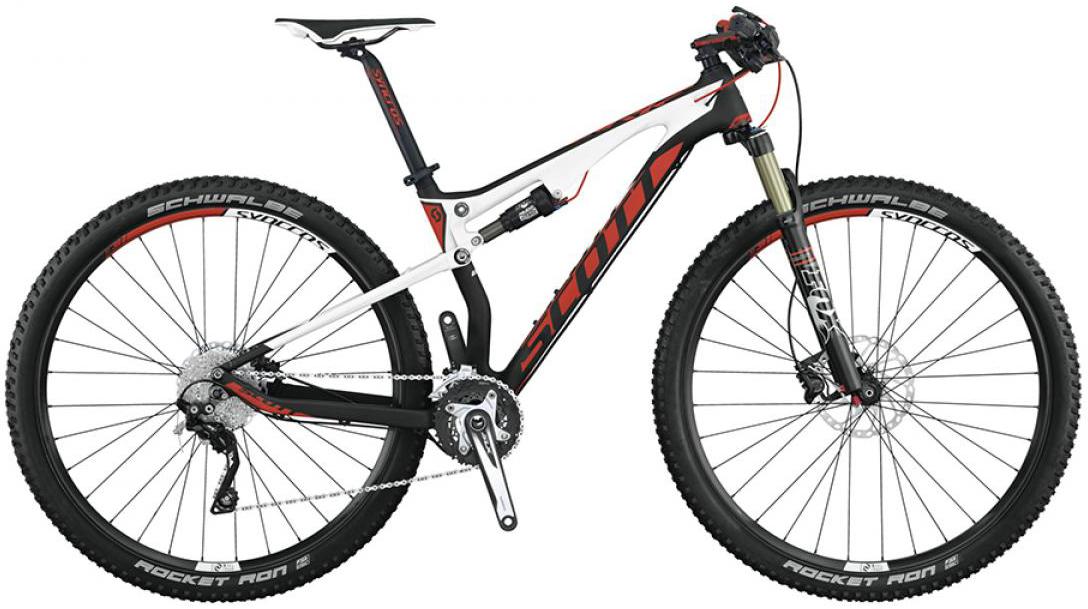 Велосипед горный Scott Spark 930 2015, двухподвесный, цвет: черный, рама 20, колесо 29253337