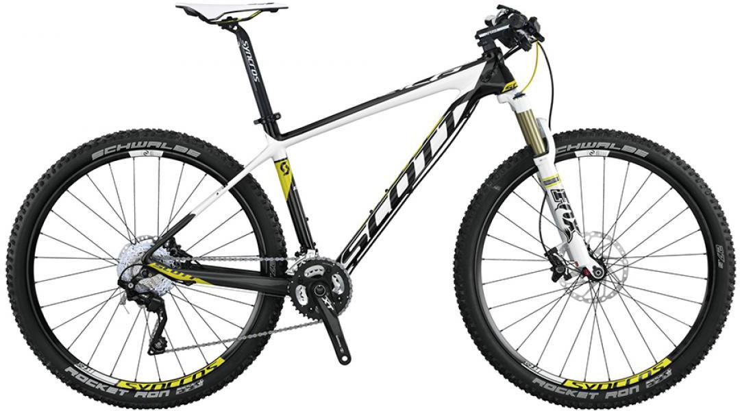 Велосипед горный Scott Scale 720 2015, цвет: черный, рама 16, колесо 27,5253341