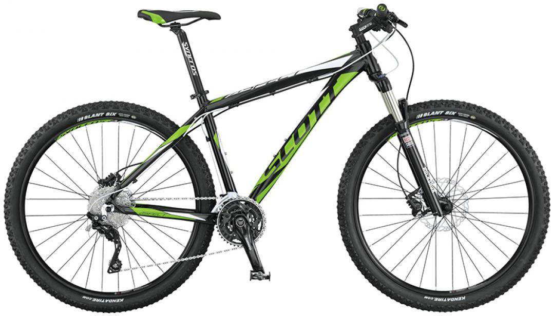 Велосипед горный Scott Aspect 710 2015, цвет: черный, рама 16, колесо 27,5253470