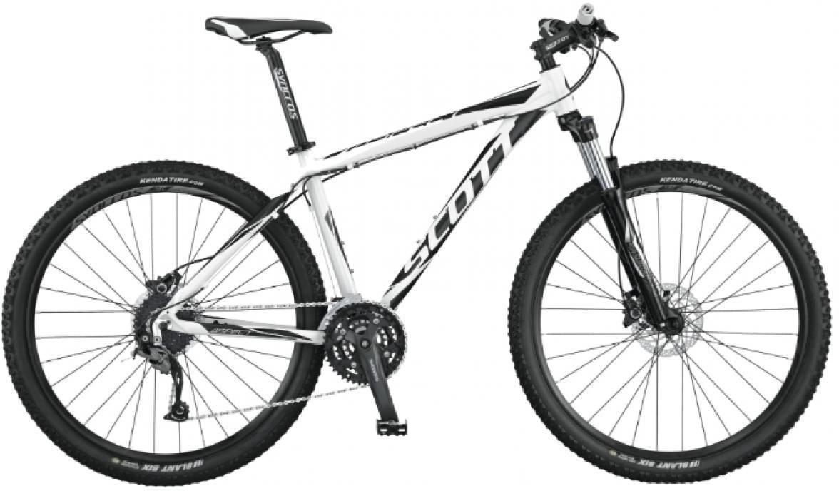 Велосипед горный Scott Aspect 740 2015, цвет: белый, рама 14,5, колесо 27,5253493