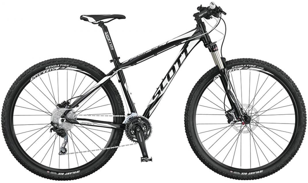 Велосипед горный Scott Aspect 920 2015, цвет: черный, рама 20, колесо 29253507