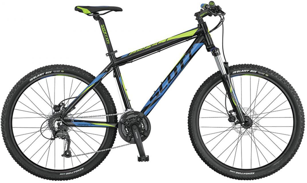 Велосипед горный Scott Aspect 650 2015, цвет: черный, рама 14,5, колесо 26253531
