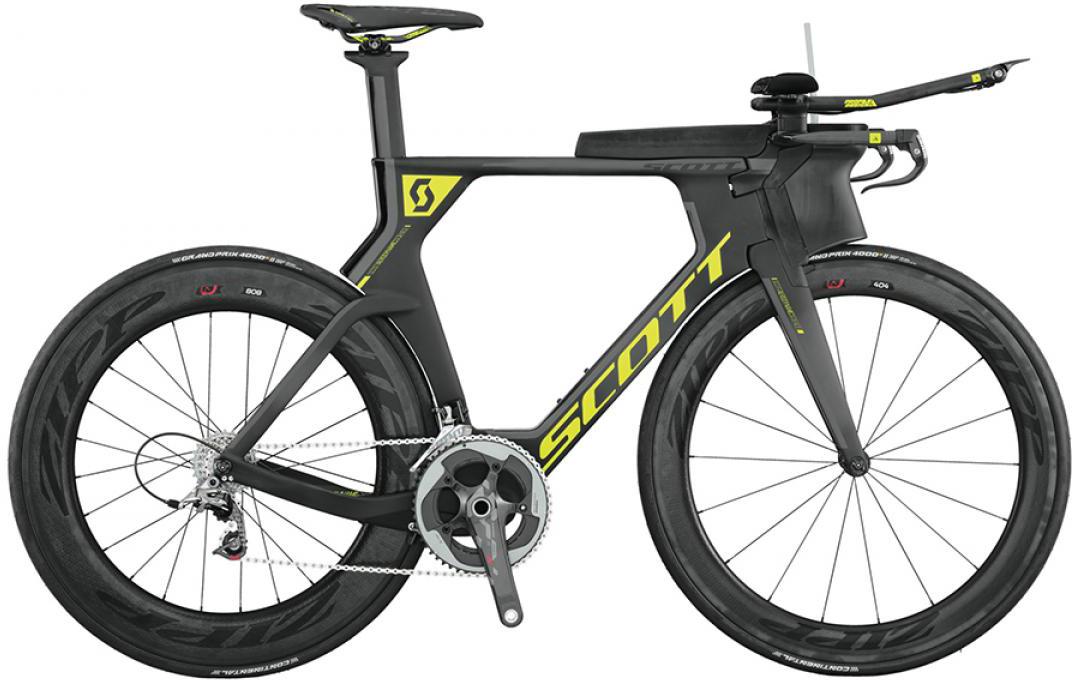 Велосипед шоссейный Scott Plasma Team Issue 2015, цвет: черный, рама 18, колесо 28253543