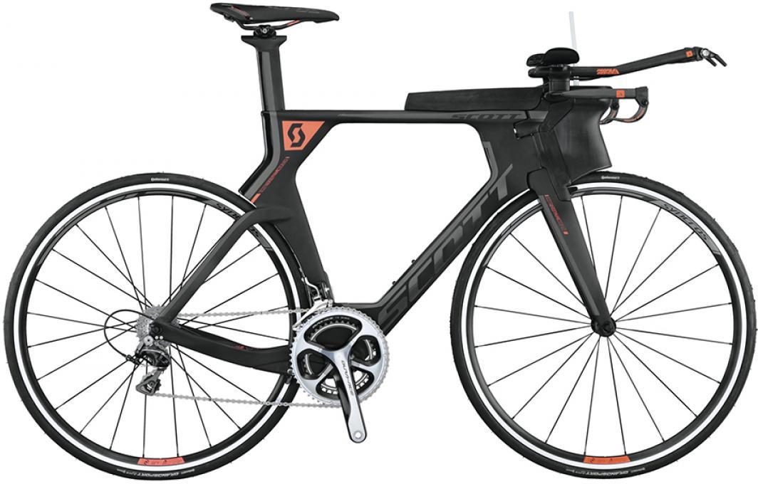 Велосипед шоссейный Scott Plasma Premium 2015, цвет: черный, рама 18, колесо 28253547