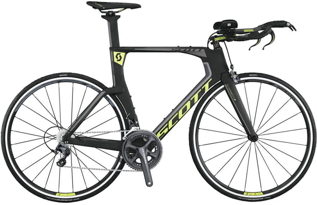 Велосипед шоссейный Scott Plasma 10 2015, цвет: черный, рама 18, колесо 28253551