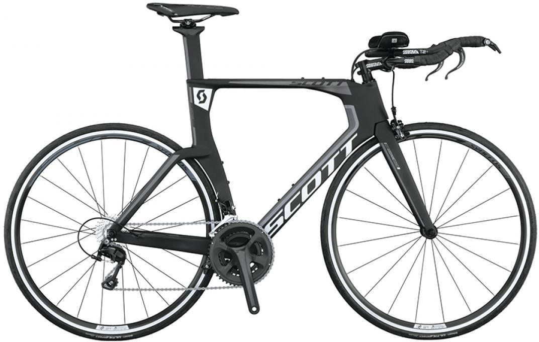 Велосипед шоссейный Scott Plasma 20 2015, цвет: черный, рама 22, колесо 28253557