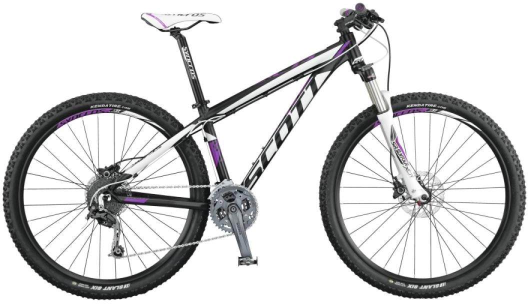 Велосипед женский Scott Contessa Scale 730 2015, цвет: черный, рама 14,5, колесо 27,5253732