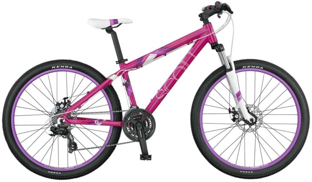 Велосипед женский Scott Contessa 630 2015, цвет: розовый, рама 20, колесо 26253751
