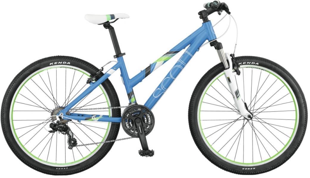 Велосипед женский Scott Contessa 650 2015, цвет: синий, рама 20, колесо 26253758