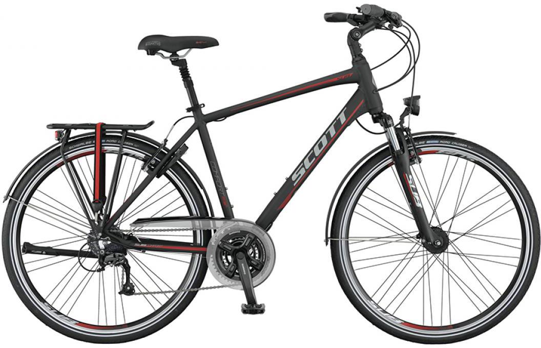 Велосипед городской Scott Sub Comfort 20 Men 2015, цвет: черный, рама 20, колесо 28253851