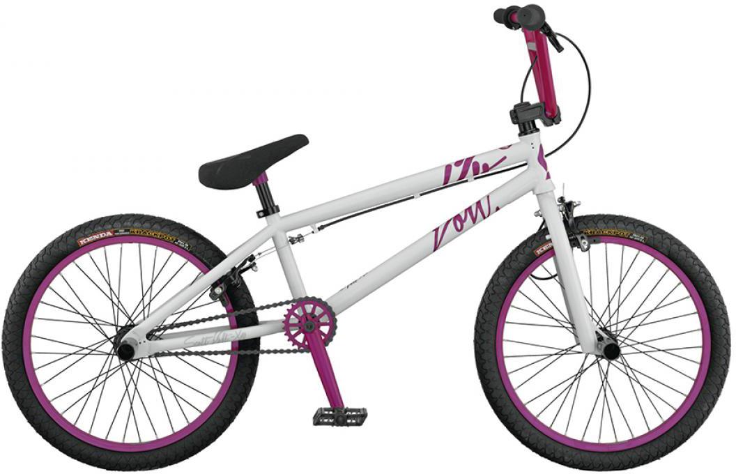 Велосипед трюковый Scott Volt-X 10 2015, цвет: белый, рама , колесо 20253869