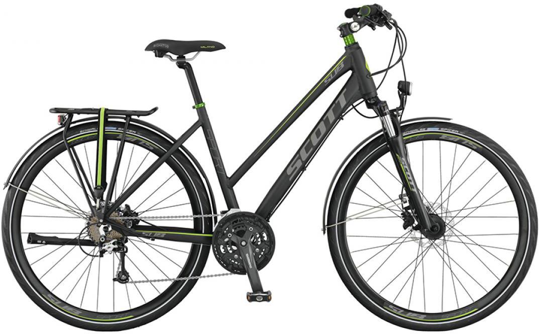 Велосипед городской Scott Sub Sport 20 Lady 2015, цвет: черный, рама 20, колесо 28253892