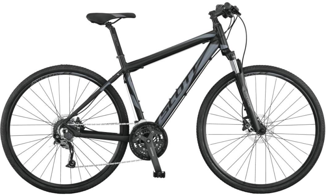 Велосипед городской Scott Sportster 40 Men 2015, цвет: серый, рама 18, колесо 28253933