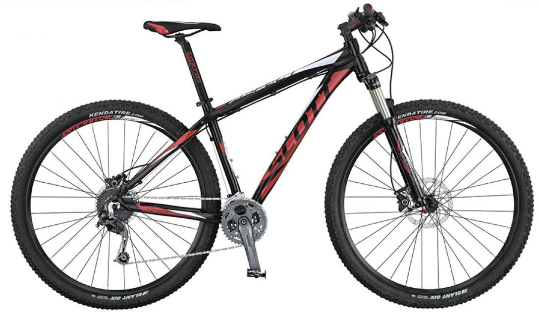 Велосипед горный Scott Aspect 930 2015, цвет: черный, рама 18, колесо 29. 260032260032