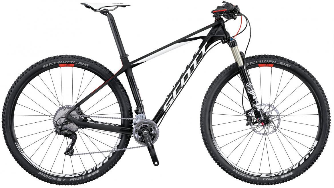 Велосипед горный Scott Scale 710 2016, цвет: черный, рама 22, колесо 27,5264810