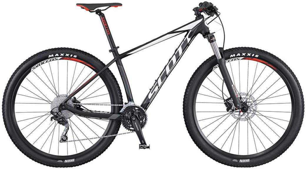 Велосипед горный Scott Scale 770 2016, цвет: белый, рама 14, колесо 27,5264844