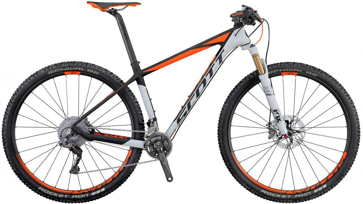 Велосипед горный Scott Scale 900 Premium 2016, цвет: серый, рама 16, колесо 29264849