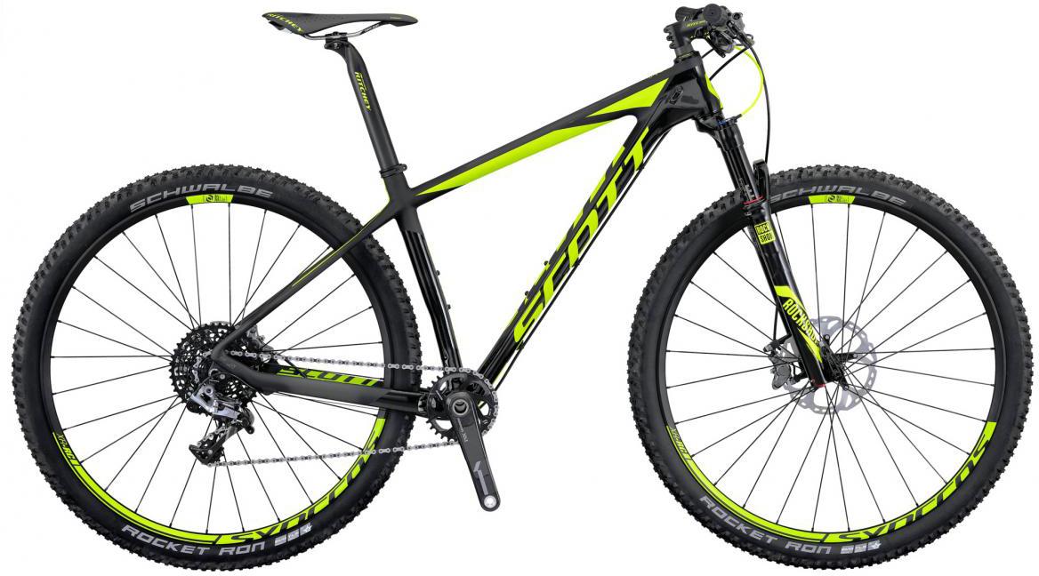 Велосипед горный Scott Scale 900 RC 2016, цвет: черный, рама 22, колесо 29264856