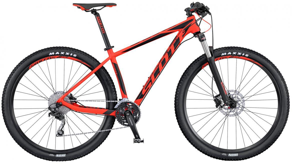 Велосипед горный Scott Scale 970 2016, цвет: красный, рама 20, колесо 29264889