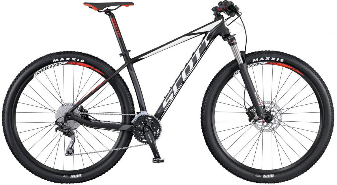 Велосипед горный Scott Scale 970 2016, цвет: белый, рама 20, колесо 29264894
