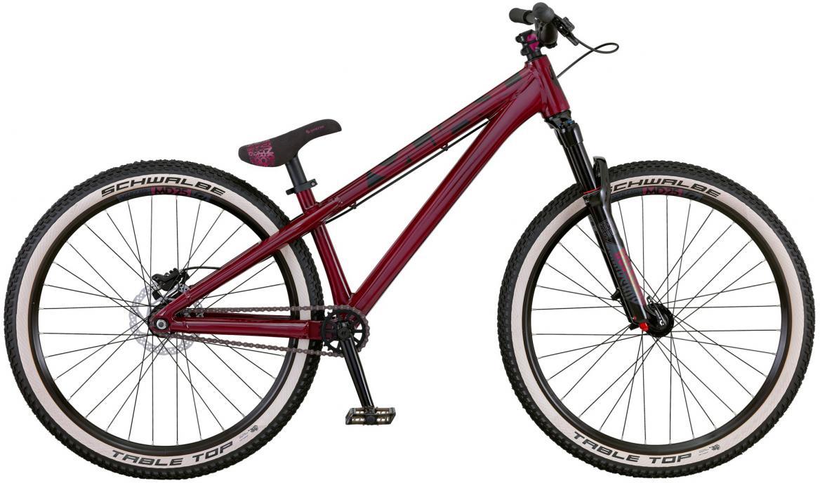 Велосипед трюковый Scott Voltage YZ 0.1 2016, цвет: фиолетовый, рама , колесо 26265092